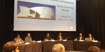 Two CHMS honoraries on the NAGPRA Review Committee